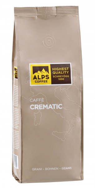 ALPS Coffee Crematic 1000g
