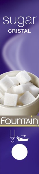 Zucker für Fountain System