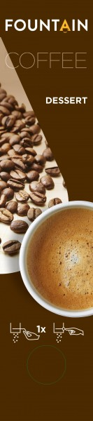 Kaffee Dessert